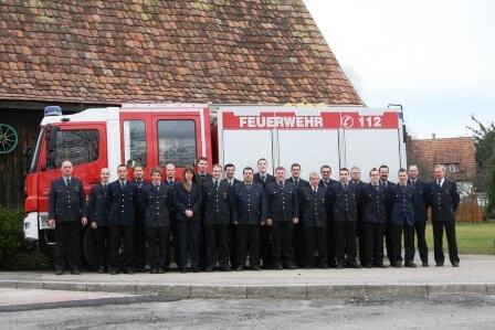 Die Mannschaft am Standort Ottenhausen
