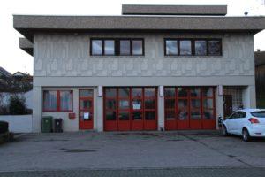 Feuerwehrhaus Feldrennach