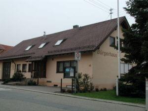 Feuerwehrhaus Pfinzweiler