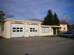 Feuerwehrhaus Langenalb