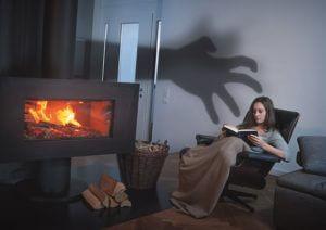 Gefährdung bei unzureichender Lüftung des Zimmers